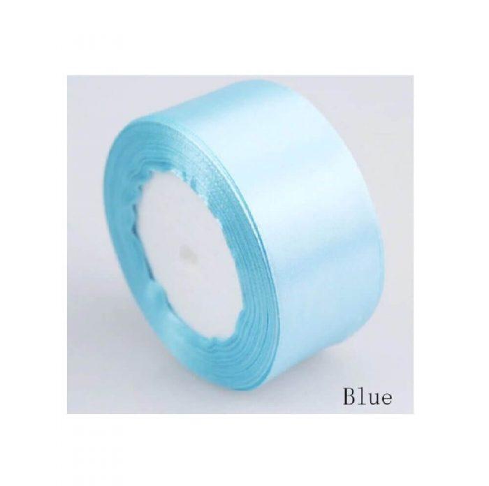 Satin Ribbon – Baby Blue 1