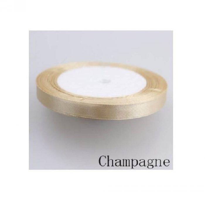 Satin Ribbon – Champagne 1