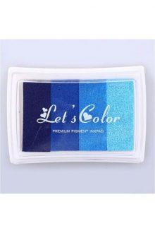 Inkpad - Blue gradient