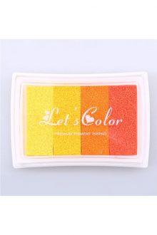 Inkpad - Orange gradient