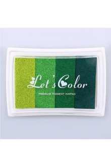 Inkpad - Green gradient