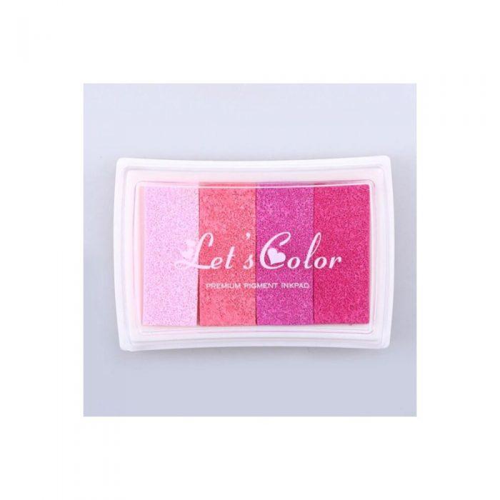 Inkpad – Pink gradient 1